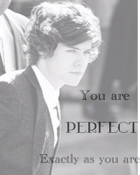 Perfect as you are