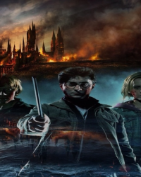 Harry Potter(cover competition)