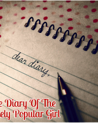 The Diary Of The Lonely Popular Girl