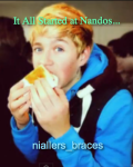 It All Started at Nandos...