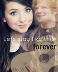 Let's stay like this forever - Ed Sheeran & 1D