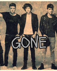 Gone(ON PAUSE)