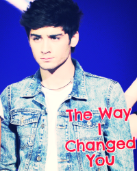 The Way I Changed You!
