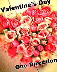 Valentine's Day ~ One Direction