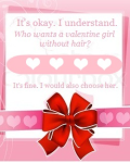 Nobody wants a girl without hair - Oneshot. {1D}