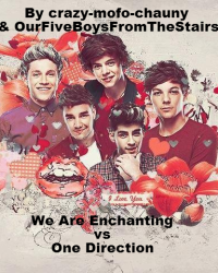 We Are Enchanting VS One Direction