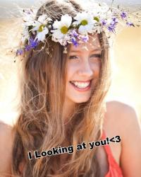 I'm looking at you.... (1D)
