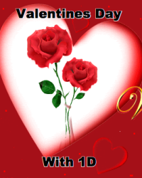 Valentine's Day with 1D