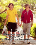 Valentines day with 1D (1SHOT41D)