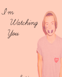 I'm Watching You (1D)