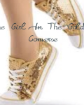 The Girl In The Golden Converse