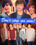 Don't stop me now! (One Direction & George Shelley)