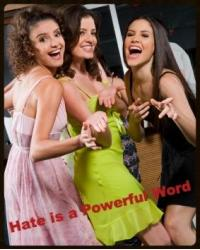 Hate is a Powerful Word