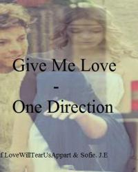 Give Me Love - One Direction
