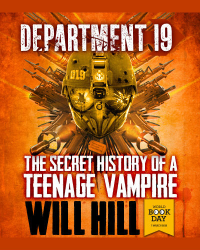 Department 19: The Secret History of a Teenage Vampire