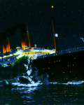 Titanic; on the other side of the Iceberg