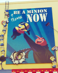 The Adventures of Mr.F's Minions