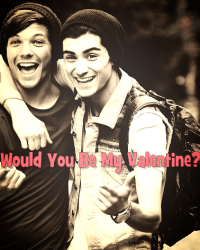 Would You Be My Valentine?