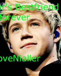 Nialler's Bestfriend Not Forever