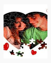 A heart is like a puzzle! ~Valentine's Day~