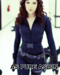 AS PURE AS SIN