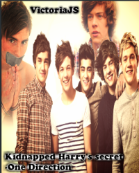 Kidnapped Harry's secret -One Direction {+13}