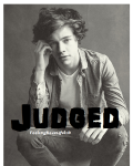 Judged ~Harry Styles~