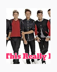 Is This Really Real (One direction fanfic)