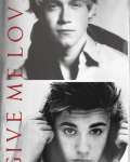 Give Me Love (Justin Bieber VS Niall Horan) Fanfic