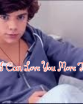 I Can Love You More Than Him