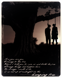 The Hanging Tree (take two)