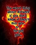 Long Distances....