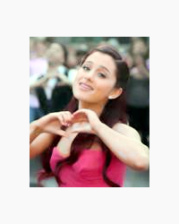 Ariana Grande Lyrics put your hearts up
