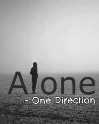 Alone ✗ One Direction - № 1