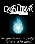 Excalibur ; The Boy who Harnessed the Light