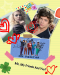 Me, My Friends And You? - One Direction !PAUSE!