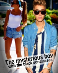 The mysterious boy with the black sunglasses.