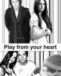 ೡ Play from your heart ೡ ~ 1D