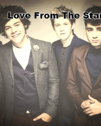 Love from the start - One Direction