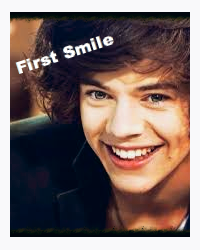 First Smile (Completed)