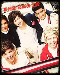 Highschool (A one direction fanfic)
