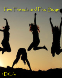 Five Friends and Five Boys