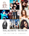 Young, Wild & Free - One Direction.
