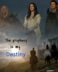 The prophecy is my destiny.