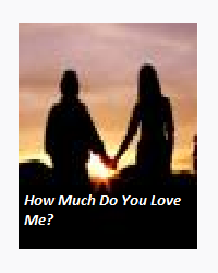 How Much Do You Love Me? {1D}