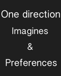 imagines and preferences