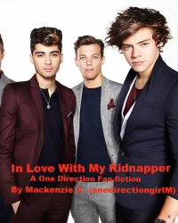 In love with my kidnappers (A One Direction fanfiction)