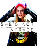 She's Not Afraid