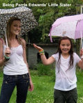 Being Perrie Edwards' Little Sister {Completed}