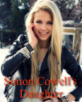 Simon Cowell's Daughter